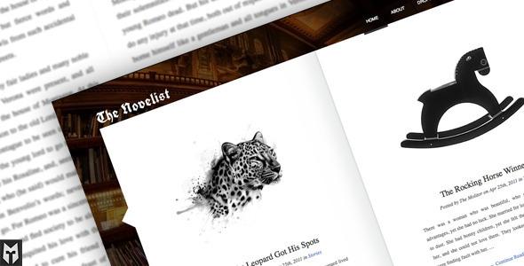 responsive wordpress portfolio themes 181 40 Premium Responsive Portfolio WordPress Themes