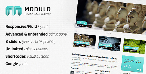 responsive wordpress portfolio themes 261 40 Premium Responsive Portfolio WordPress Themes