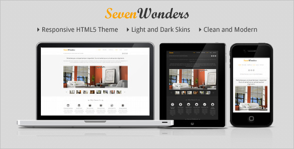 responsive wordpress portfolio themes 281 40 Premium Responsive Portfolio WordPress Themes