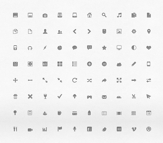 sallee design mimi 071 20 Free Professional Icon Sets For Download