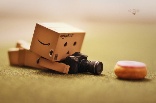 tumblr leqyqhkrd81qejf28o1 5001 45 Captivating Photos of Amazons Mascot Danbo