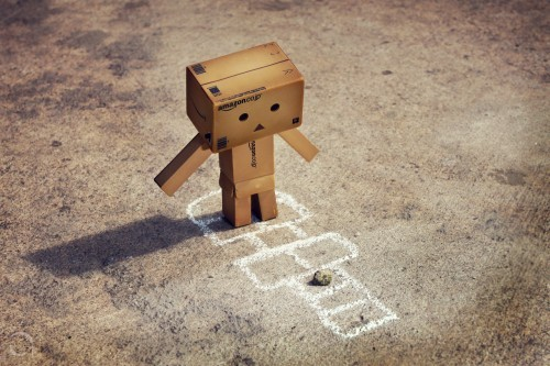tumblr lhnwkbus301qejf28o1 5001 45 Captivating Photos of Amazons Mascot Danbo