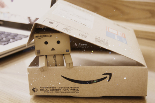 tumblr lsu300cw0i1qejf28o1 5001 45 Captivating Photos of Amazons Mascot Danbo