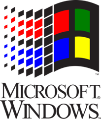 windows 3 1 logo1 New Metro Style Windows 8 Logo   Fail or Win?
