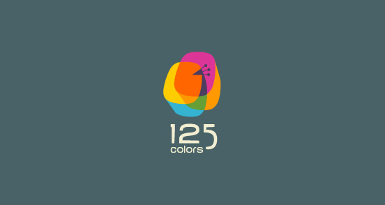 125 colors l1 Discover Five Secrets Behind Great Logo Design