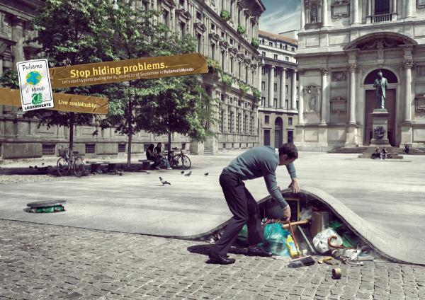 2 20+ Environmental Awareness Advertising Campaigns