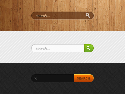 230511 search dribble1 45 Beautiful & Functional Search Box Designs
