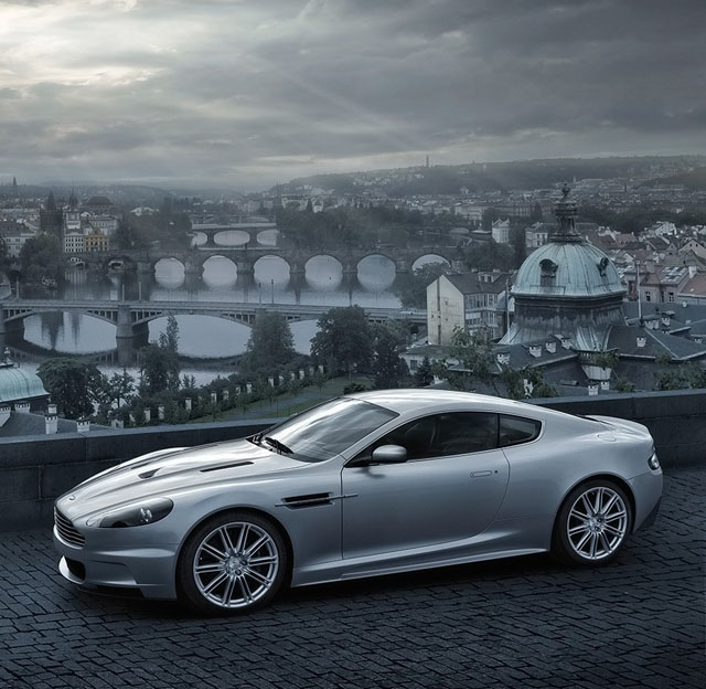 30+ Examples of Luxurious Car Photography