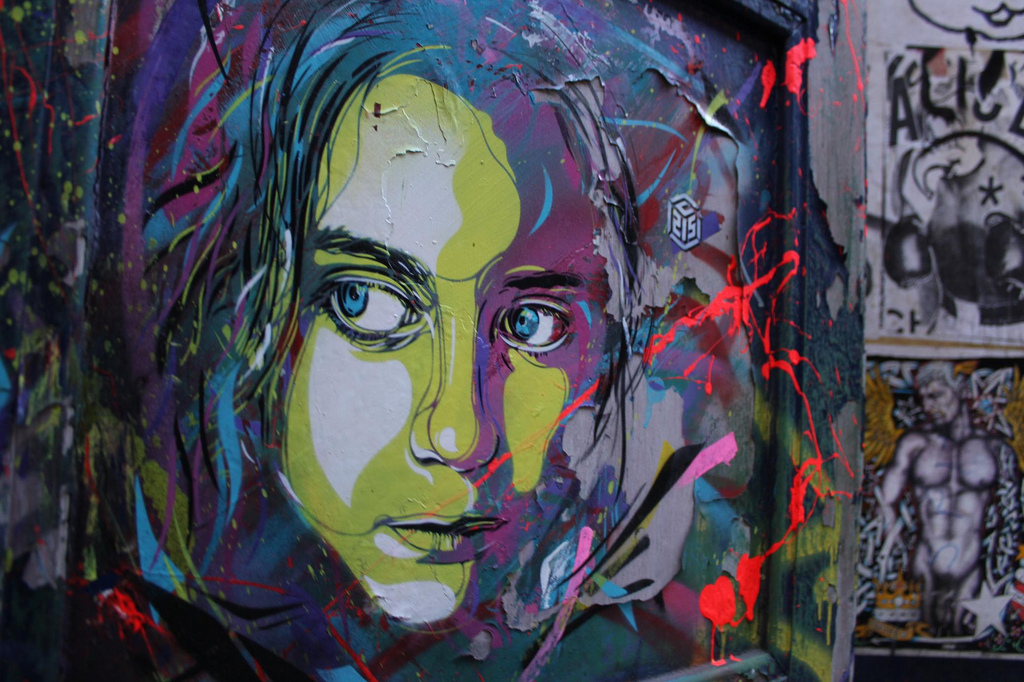 5181307005 b363802308 b Graffiti Stencil Art by Street Artist C215