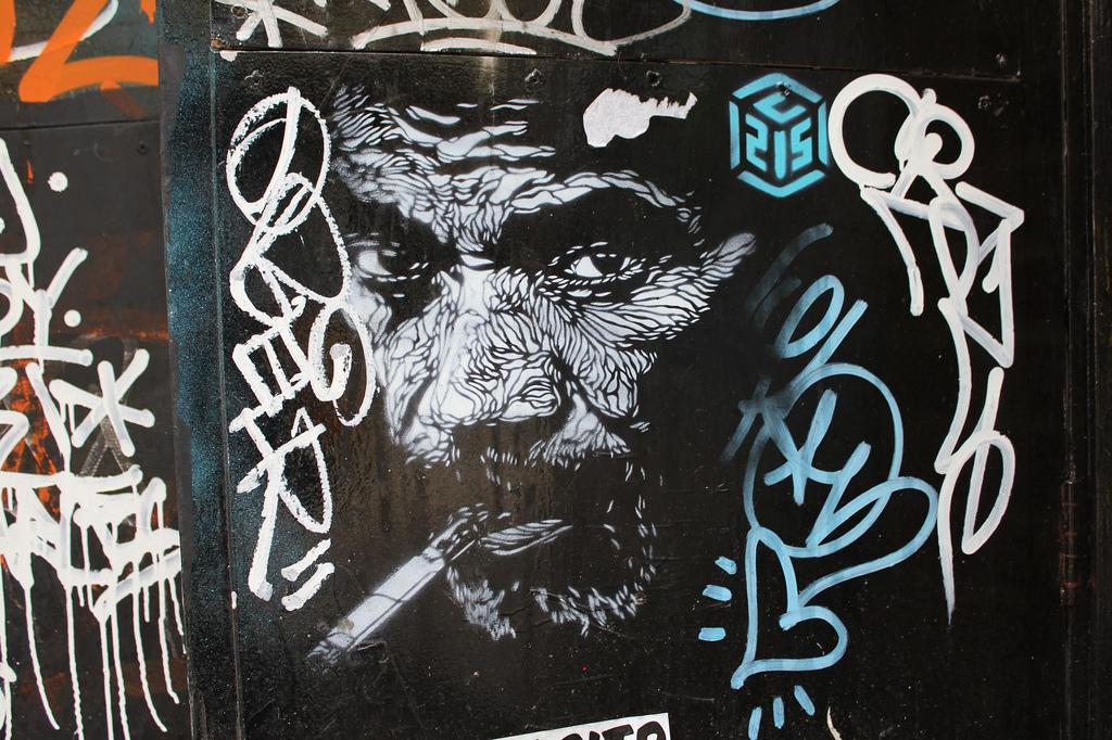 5204002567 c45b3ac810 b Graffiti Stencil Art by Street Artist C215