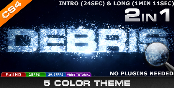 590x3001 20 After Effects Templates Inspired by Action Movies