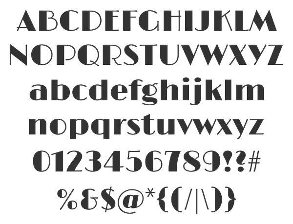 6101 30 Fresh Free Fonts for Your Designs