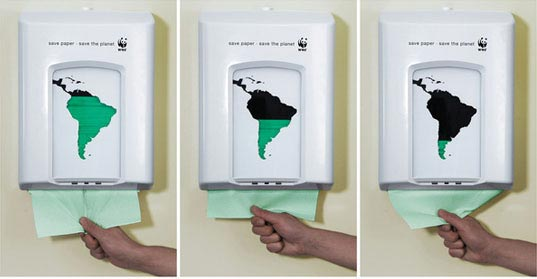 7 20+ Environmental Awareness Advertising Campaigns