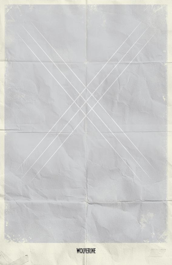 7b1995b098e5f12b6adb87faf3a8aa0c Minimal Marvel Posters by Marko Manev