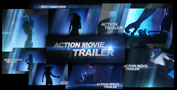 action movie trailer previewimage1 20 After Effects Templates Inspired by Action Movies