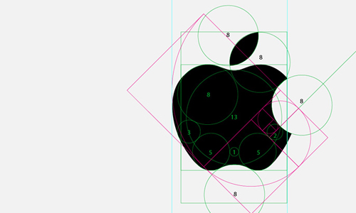 apple logo design The Use of Curves in Modern Design