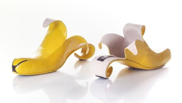 banana71 Artistic Footwear Designs by Kobi Levi