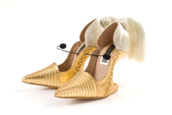 blond2bambition2b11 Artistic Footwear Designs by Kobi Levi
