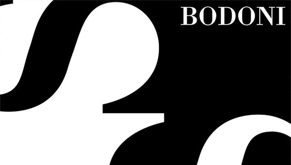Bodoni About Face Que seu Font diz sobre você?