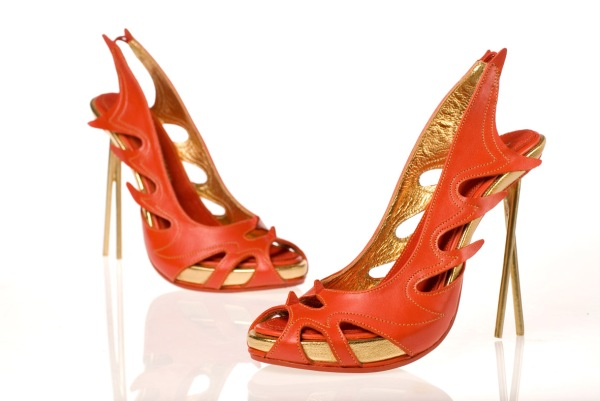 contemporary2bchinese2b41 Artistic Footwear Designs by Kobi Levi