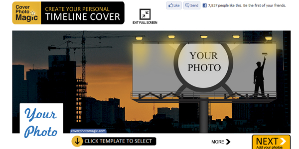 cover magic 10 Free Tools to Create a Facebook Timeline Cover