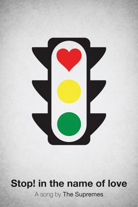 dc02f1b305c434479d2600f83c5f642c 25 Pictogram Music Posters by Viktor Hertz