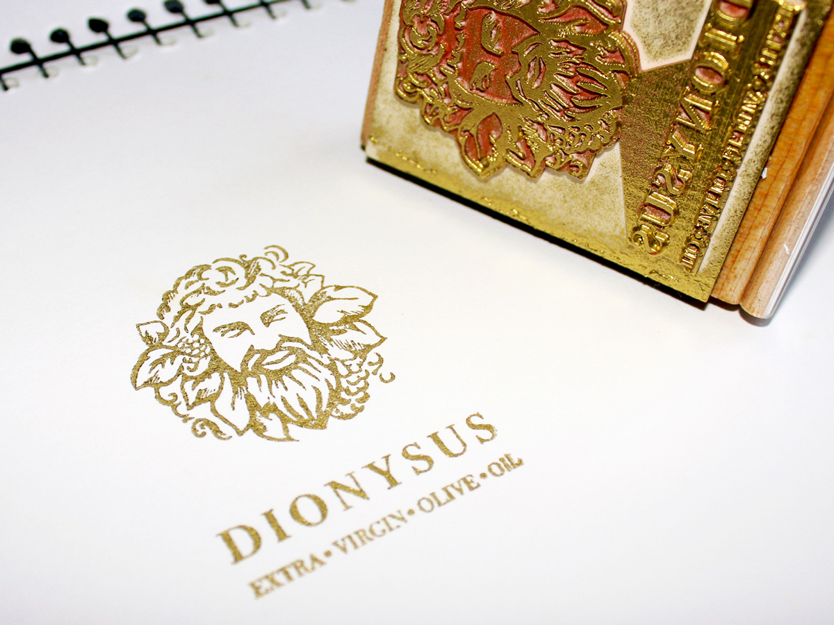 dionysus stamp 1 lg1 35 Constructive and Appealing Stamp Designs