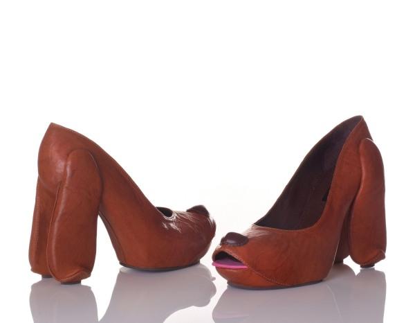 dog21 Artistic Footwear Designs by Kobi Levi