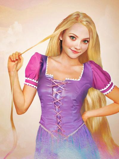 f0f22ac564d54cf9d8c76c142da328b0 Female Disney Characters in Real Life by Jirka Väätäinen