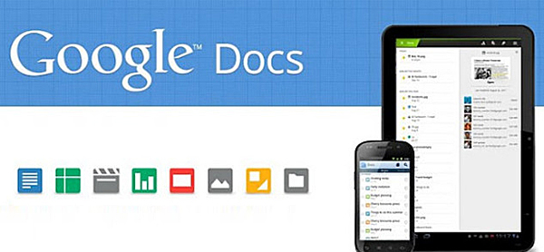 google docs 5 Reasons to Use Google Apps for Your Website