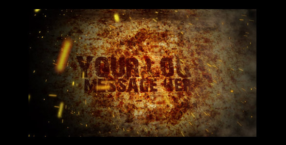 grunge wall vp1 20 After Effects Templates Inspired by Action Movies