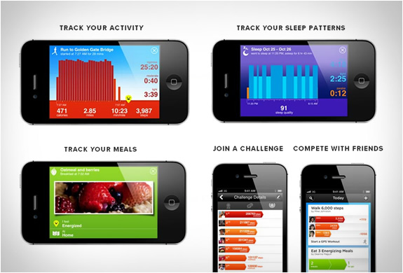 jawbone up 51 5 Must Have Gadgets and Accessories for Your iPhone