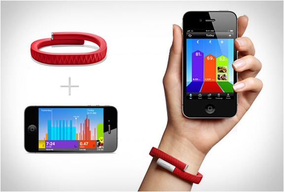 jawbone up1 5 Must Have Gadgets and Accessories for Your iPhone