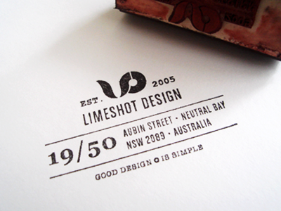 lime shot 081 35 Constructive and Appealing Stamp Designs