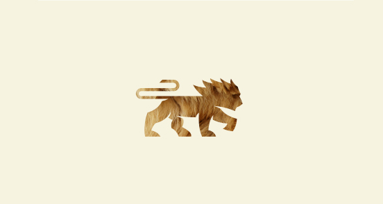 lion logo Discover Five Secrets Behind Great Logo Design
