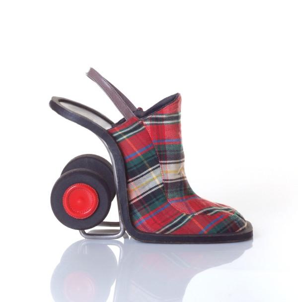 markettrolley21 Artistic Footwear Designs by Kobi Levi