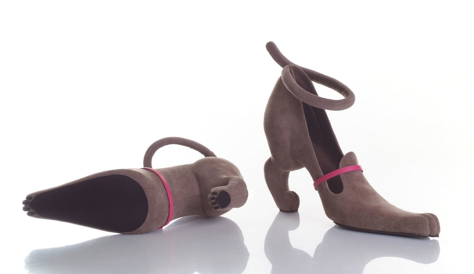 miao61 Artistic Footwear Designs by Kobi Levi