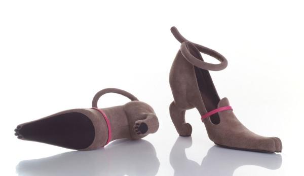 miao61 Artistic Footwear Designs by Kobi Levi