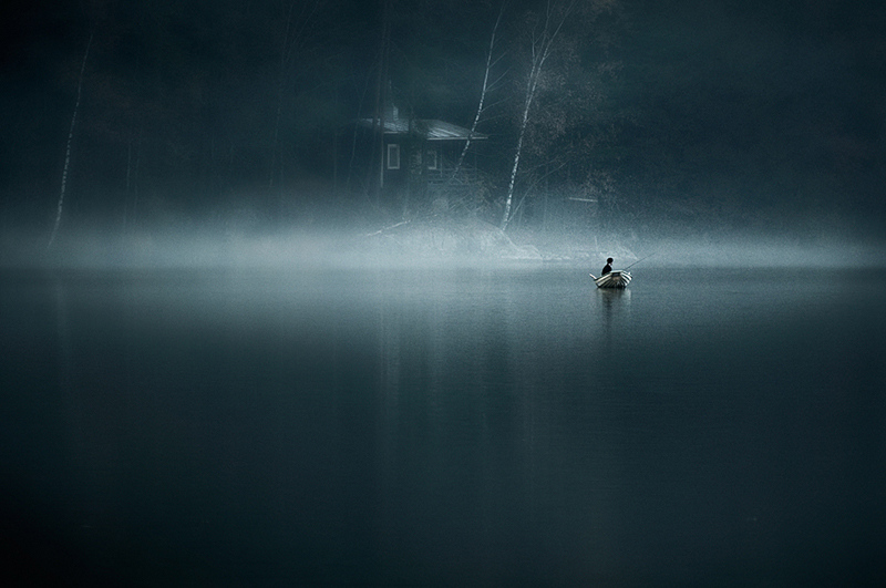 moodywater1 Emotional Photography by Mikko Lagerstedt