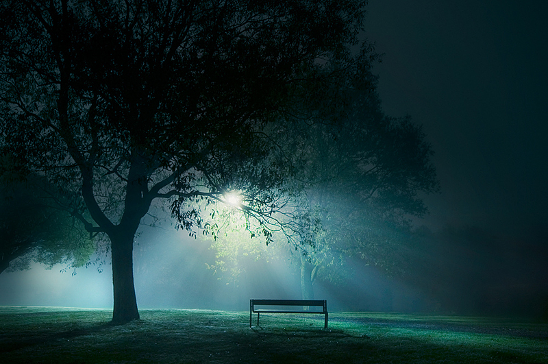 nightlight1 Emotional Photography by Mikko Lagerstedt