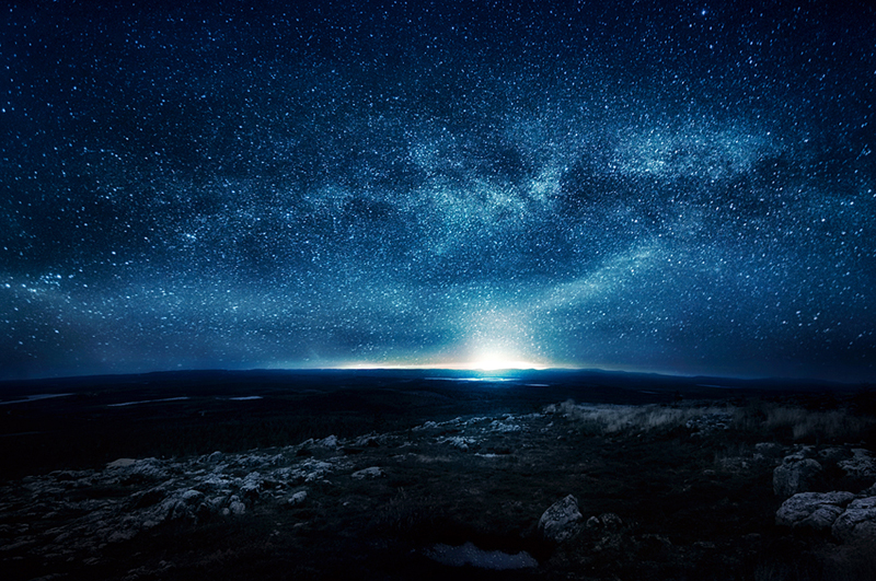 nightstars1 Emotional Photography by Mikko Lagerstedt