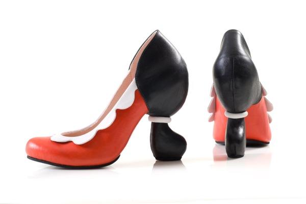 olive2boyl2b31 Artistic Footwear Designs by Kobi Levi