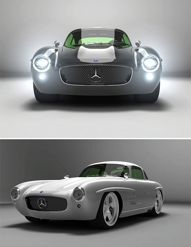 panamericana 300sl1 30+ Examples of Luxurious Car Photography
