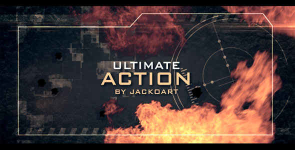preview11 20 After Effects Templates Inspired by Action Movies