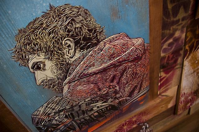 psegmbycg1g7mimwe8p11234617636 Graffiti Stencil Art by Street Artist C215