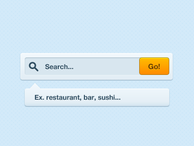 s1 45 Beautiful & Functional Search Box Designs