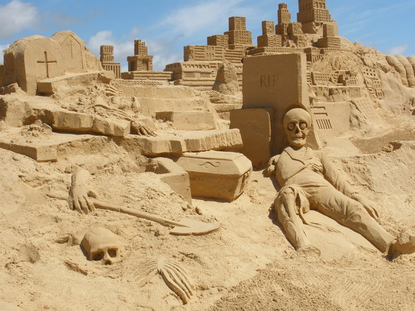 sand sculptures   stuff by miss suzy1 Staggering Sand Sculptures from Around the World