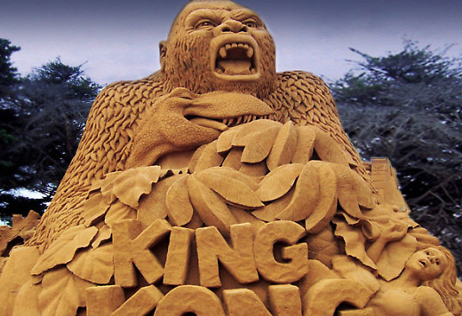 sandsculptures 11 Staggering Sand Sculptures from Around the World