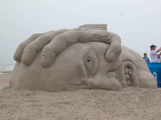 sandsculptures 181 Staggering Sand Sculptures from Around the World
