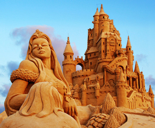 sandsculptures 21 Staggering Sand Sculptures from Around the World